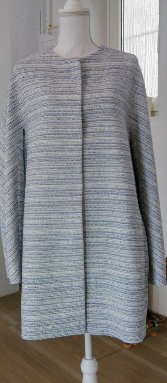 Tweed Mantel