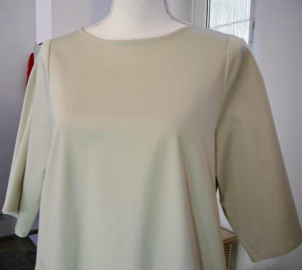 A- Linien Kleid