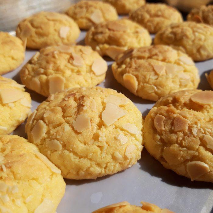 Italienische Kekse, Gebäck